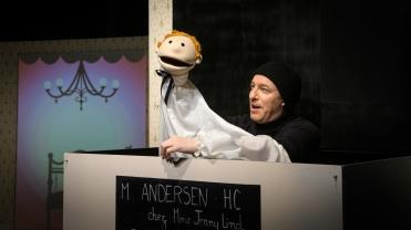 Je suis Andersen, Hans Christian Andersen, le plus grand conteur du Danemark